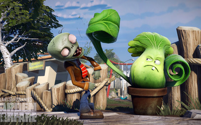 Plants vs. Zombies: Garden Warfare [5] wallpaper