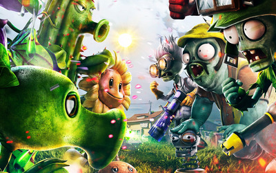 Plants vs. Zombies: Garden Warfare wallpaper
