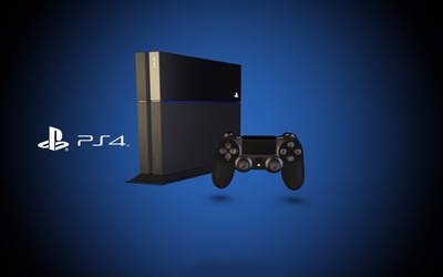 PlayStation 4 [3] wallpaper