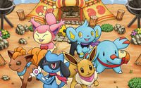 Pokemon Mystery Dungeon wallpaper 1920x1200 jpg