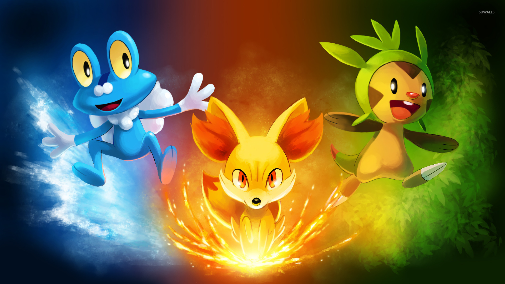 Pokemon X And Y Wallpaper 1026552