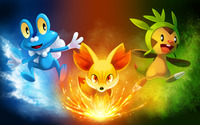 Pokemon X and Y wallpaper 1920x1080 jpg
