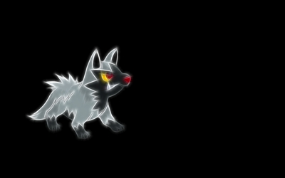 Poochyena - Pokemon wallpaper