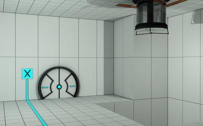 Portal [20] wallpaper