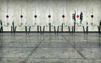 Portal 2 [12] wallpaper