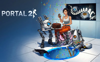 Portal 2 [5] wallpaper 1920x1080 jpg