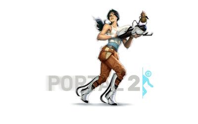 Portal 2 [6] wallpaper