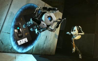 Portal 2 [15] wallpaper