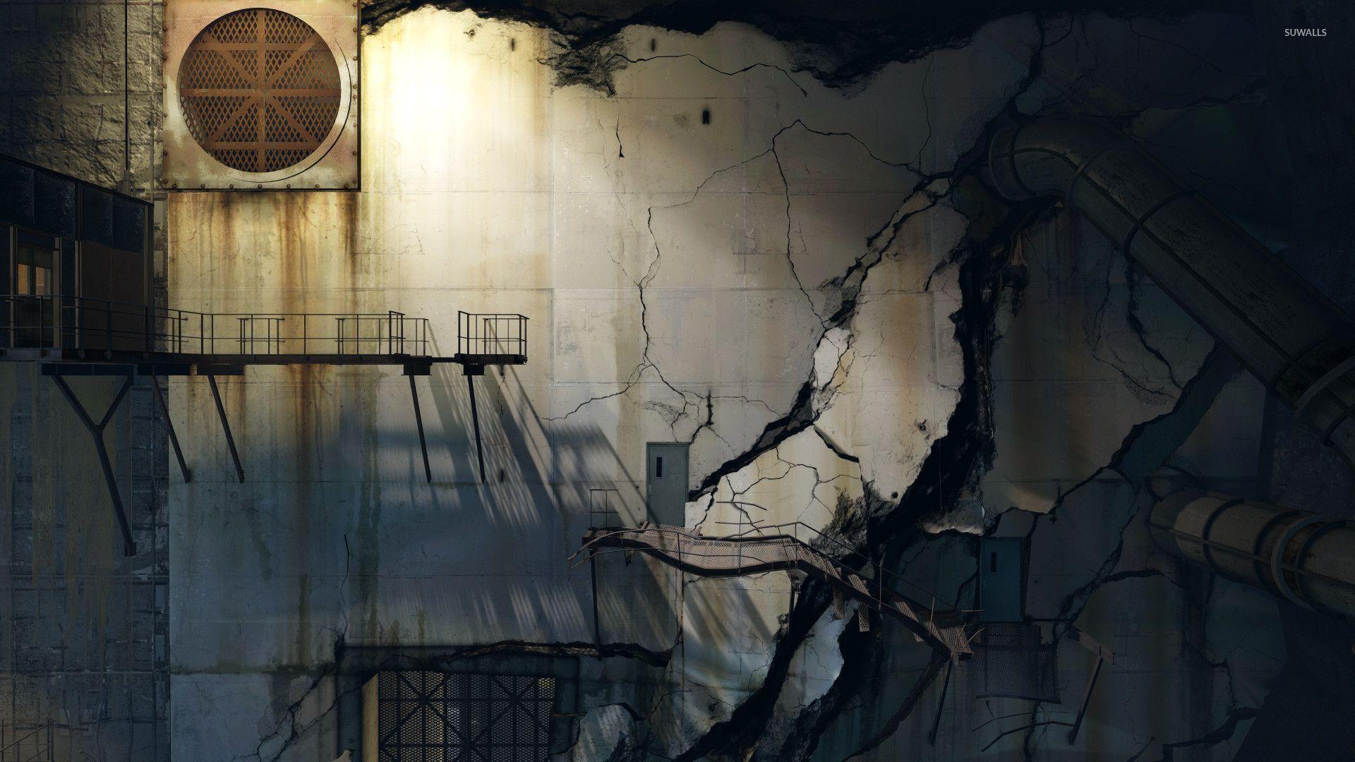Portal 2 10 Wallpaper