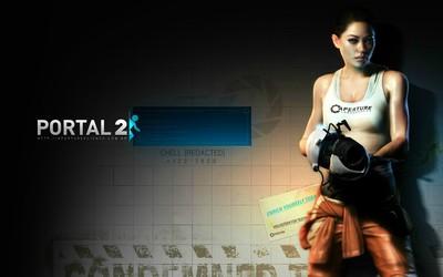 Portal 2 [14] wallpaper