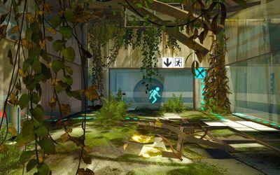 Portal 2 [21] wallpaper