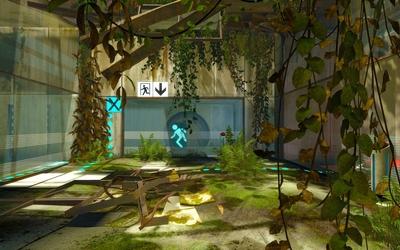 Portal 2 [20] wallpaper