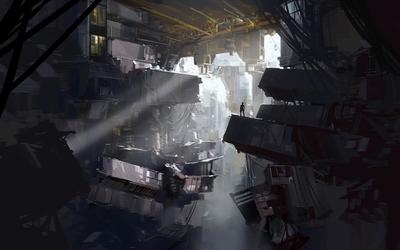 Portal 2 [16] wallpaper