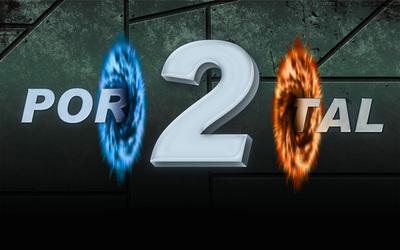 Portal 2 [7] wallpaper