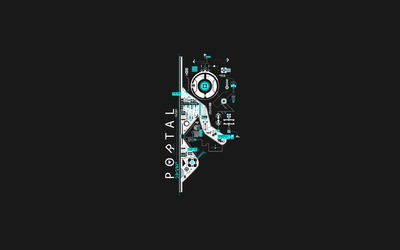 Portal [6] Wallpaper
