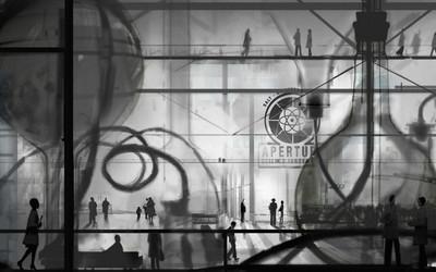 Portal [22] wallpaper