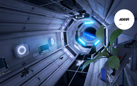Portal in ADR1FT wallpaper 3840x2160 jpg
