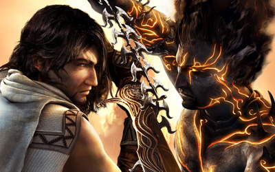 Prince of Persia [3] wallpaper