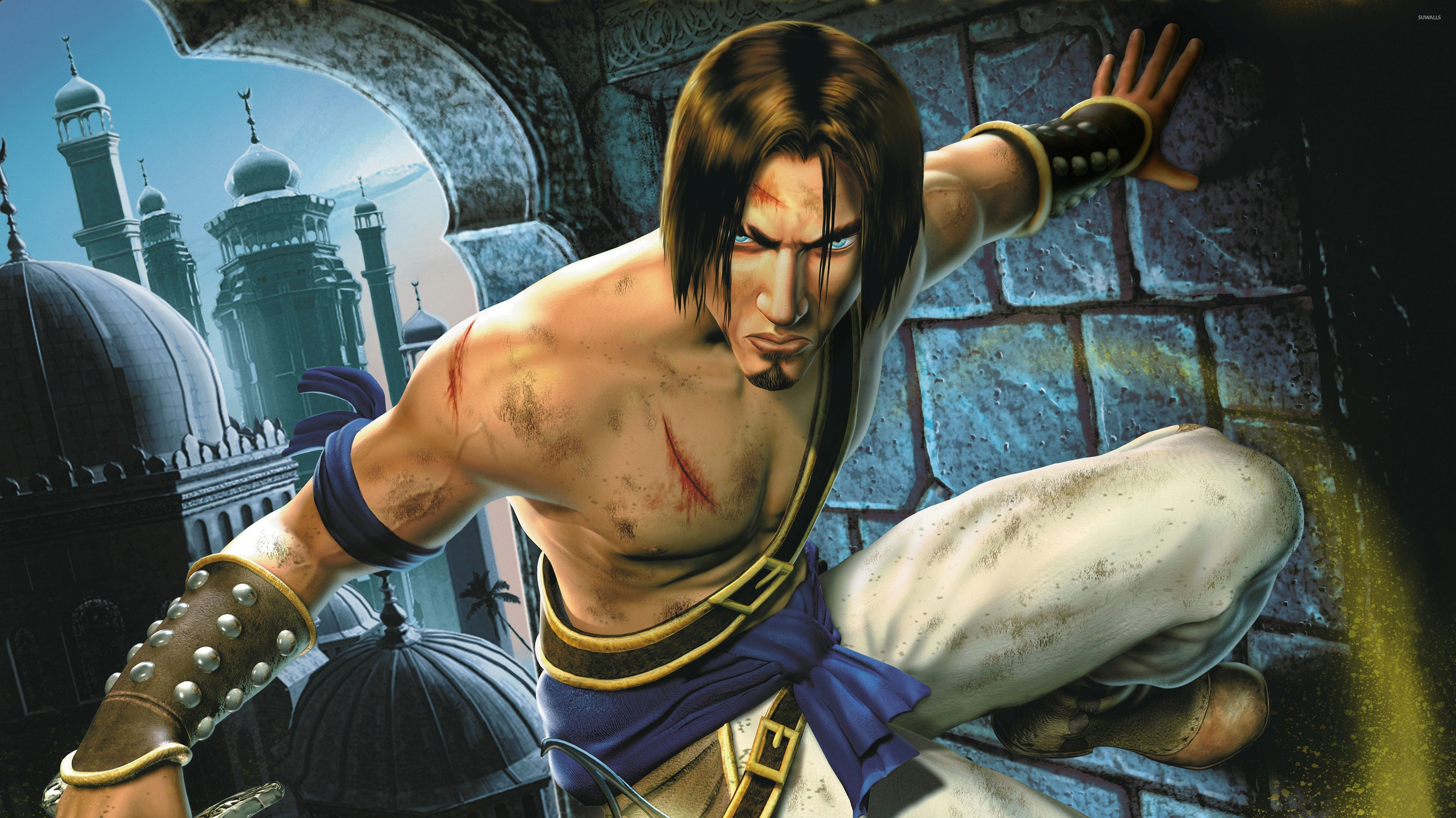 Prince Of Persia The Sands Of Time Wallpaper Game Wallpapers