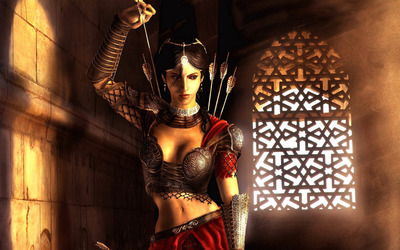 Prince of Persia: The Two Thrones [2] wallpaper