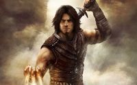 Prince of Persia with a sword wallpaper 1920x1200 jpg