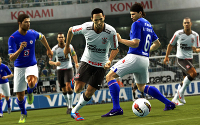 Pro Evolution Soccer 2014 wallpaper