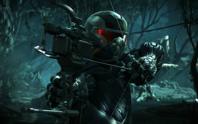 Prophet - Crysis 3 [3] wallpaper