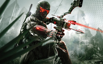 Prophet - Crysis 3 wallpaper