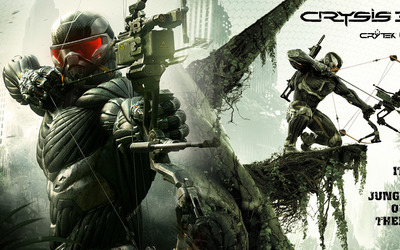 Prophet - Crysis 3 [2] wallpaper