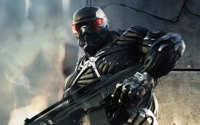 Prophet in Crysis 2 wallpaper