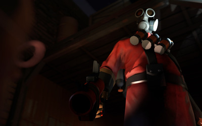 Pyro - Team Fortress 2 [5] wallpaper