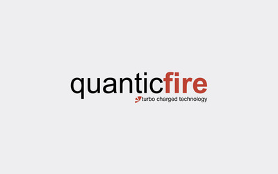 Quanticfire - turbo charged technology wallpaper