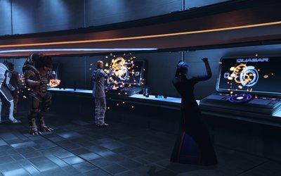 Quasar - Mass Effect wallpaper