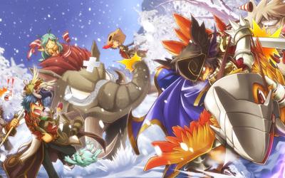 Ragnarok Online characters wallpaper
