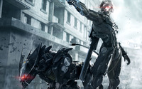 Raiden - Metal Gear Rising: Revengeance wallpaper 1920x1080 jpg