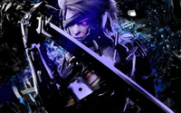 Raiden - Metal Gear Rising: Revengeance [2] wallpaper 1920x1080 jpg