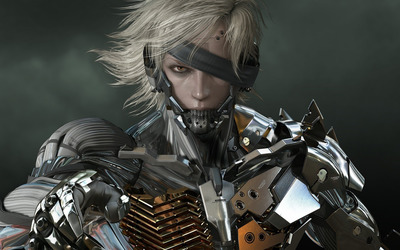 Raiden - Metal Gear Solid 2: Sons of Liberty wallpaper
