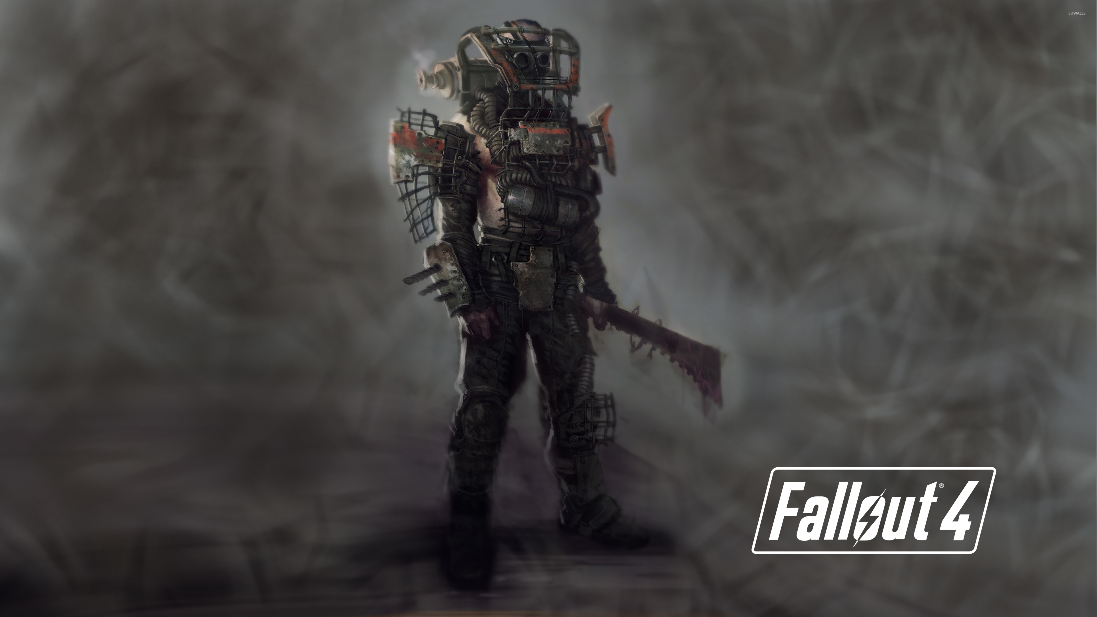 Raider in fallout 4 wallpaper game wallpapers 50130 for Fallout 4 bedroom ideas