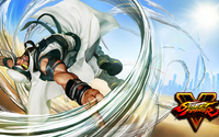 Rashid in Street Fighter V wallpaper 1920x1080 jpg