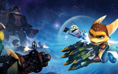 Ratchet & Clank: Full Frontal Assault wallpaper
