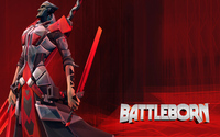 Rath with his sword - Battleborn wallpaper 2880x1800 jpg