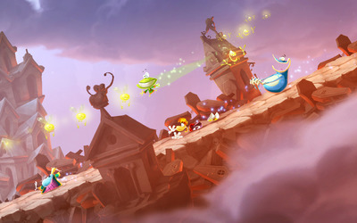 Rayman Legends [10] wallpaper