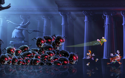Rayman Legends [9] wallpaper