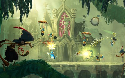 Rayman Legends [7] wallpaper