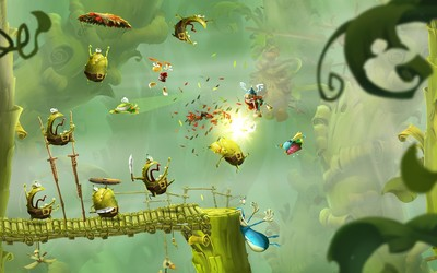 Rayman Legends [15] wallpaper