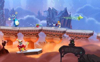 Rayman Legends [13] wallpaper