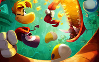Rayman Legends [2] wallpaper 1920x1080 jpg