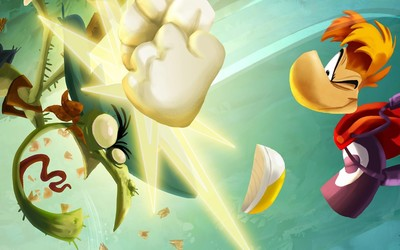 Rayman Legends [5] wallpaper