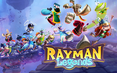 Rayman Legends wallpaper