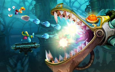 Rayman Legends [4] wallpaper